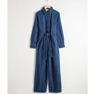 & Other Stories Other - & Other Stories denim jumpsuit